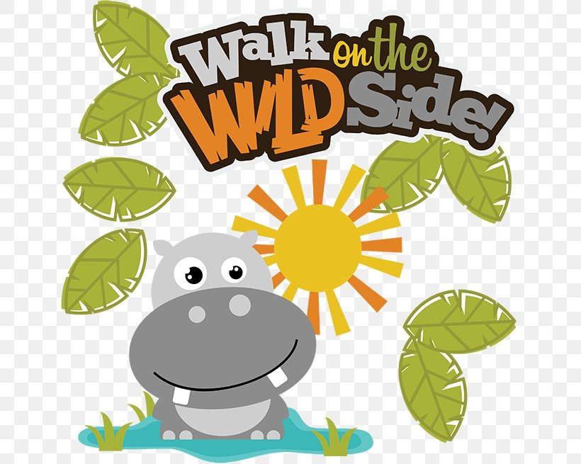 YouTube Walk On The Wild Side Scrapbooking Clip Art, PNG.