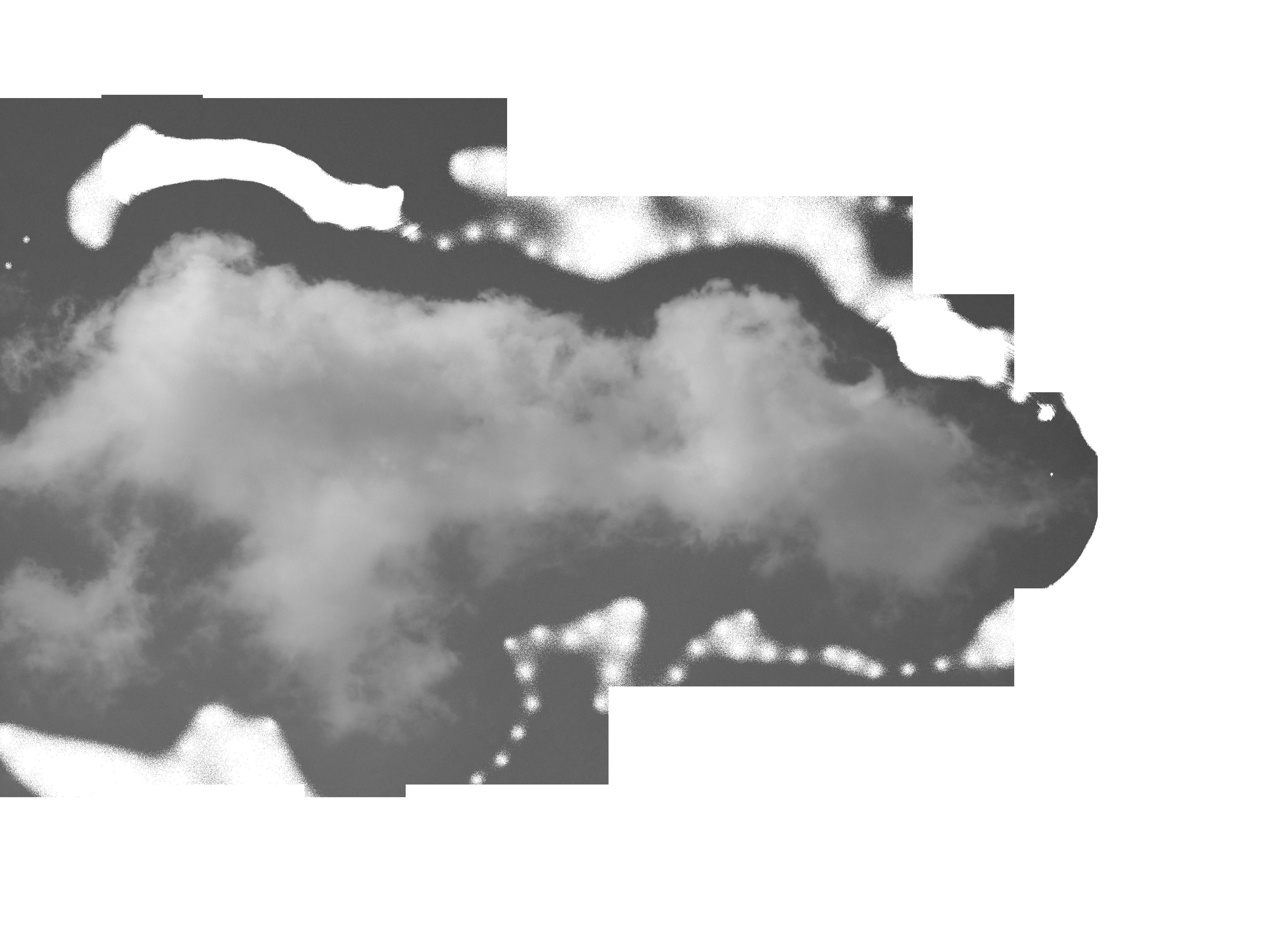 Light Fog Mist Clip art.