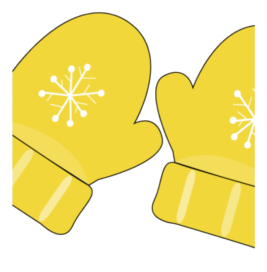 Mittens Clipart Mitten Clip Art Images History Yellow Png.
