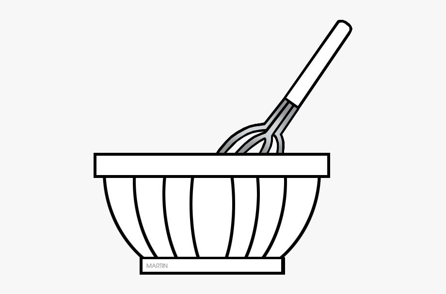 White Mixing Bowl.