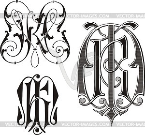 Monogram MK.