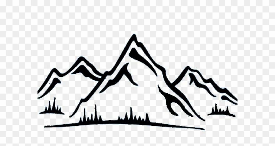 Mountain Clipart Lake District.