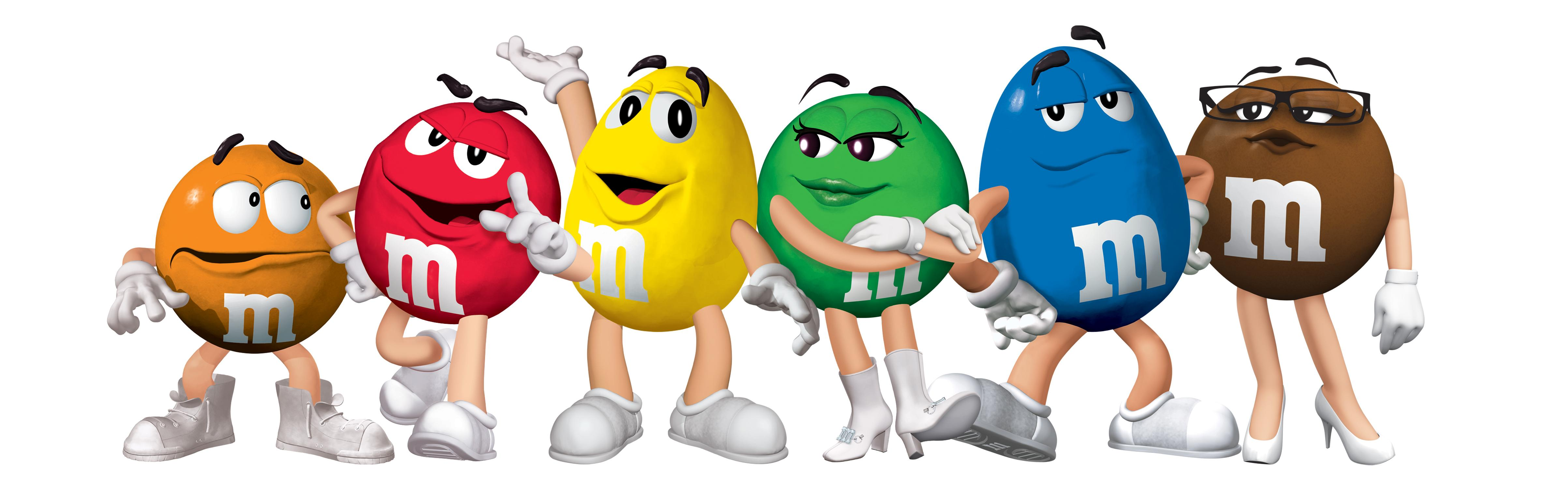 Free M&m Clipart.