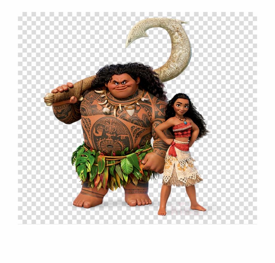 Download Maui Moana Clipart Maui Mui Hei Hei.