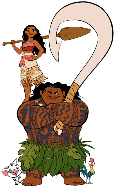 Download Free png Moana Clip Art.