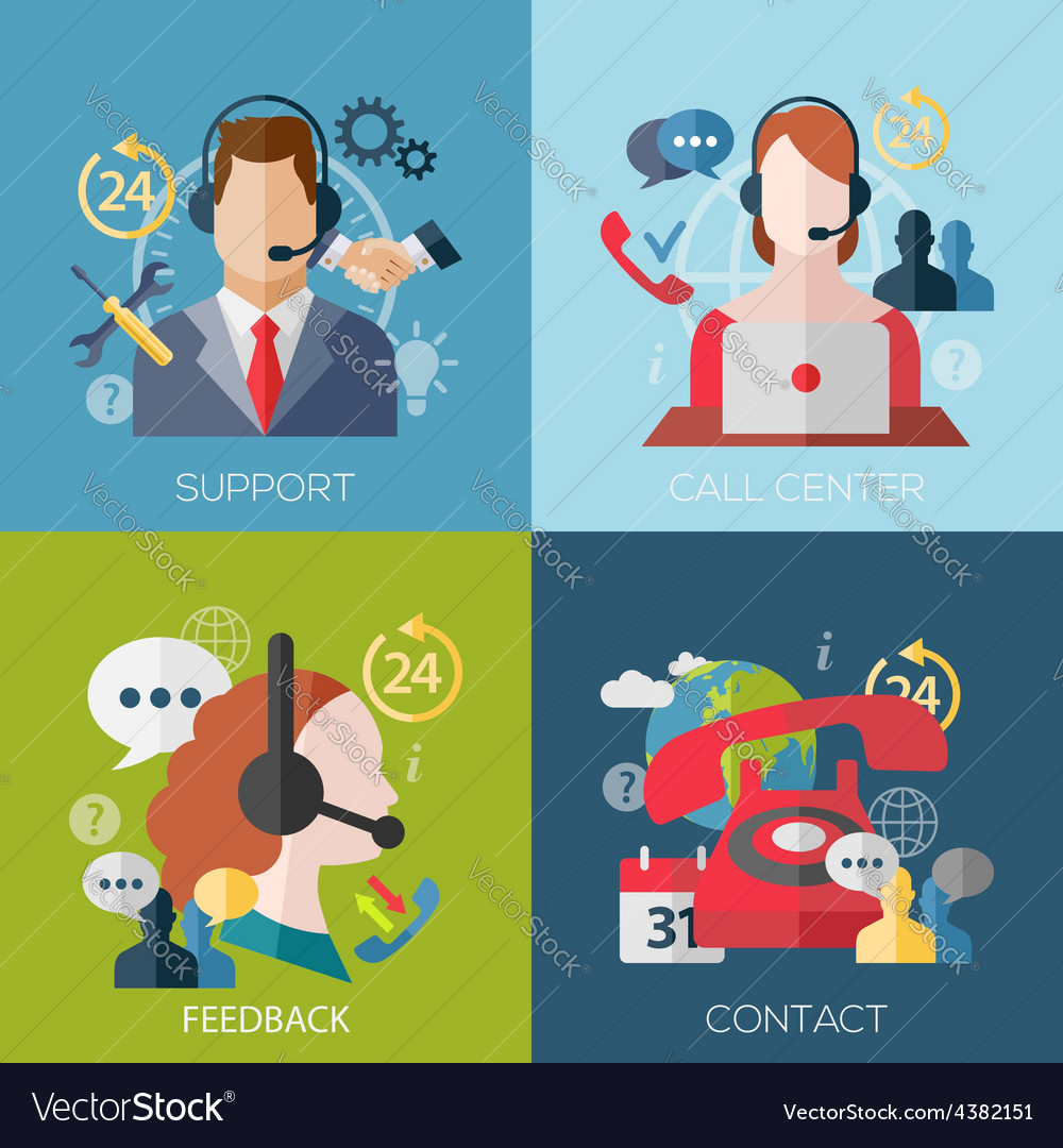 Concept icons for web and mobile phone services.