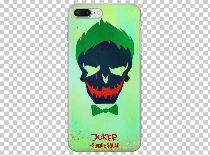 Joker Apple IPhone 7 Plus Harley Quinn Deadshot Mobile Phone.
