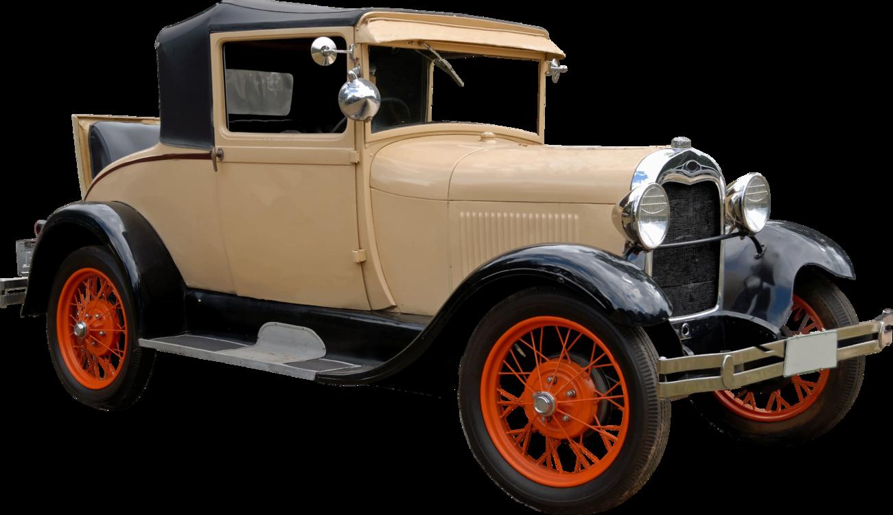Classic Car,Automotive Exterior,Antique Car Vector Clipart.