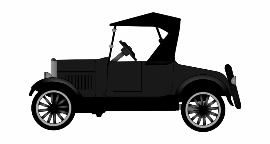 Ford Model T Png.