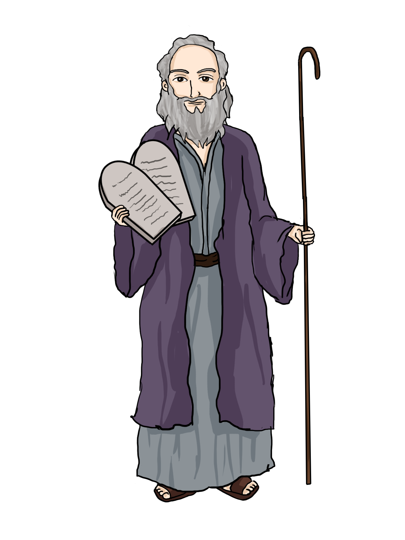Free Moses Cliparts, Download Free Clip Art, Free Clip Art.