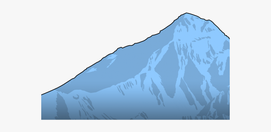 Hill Clipart Mountain Slope.