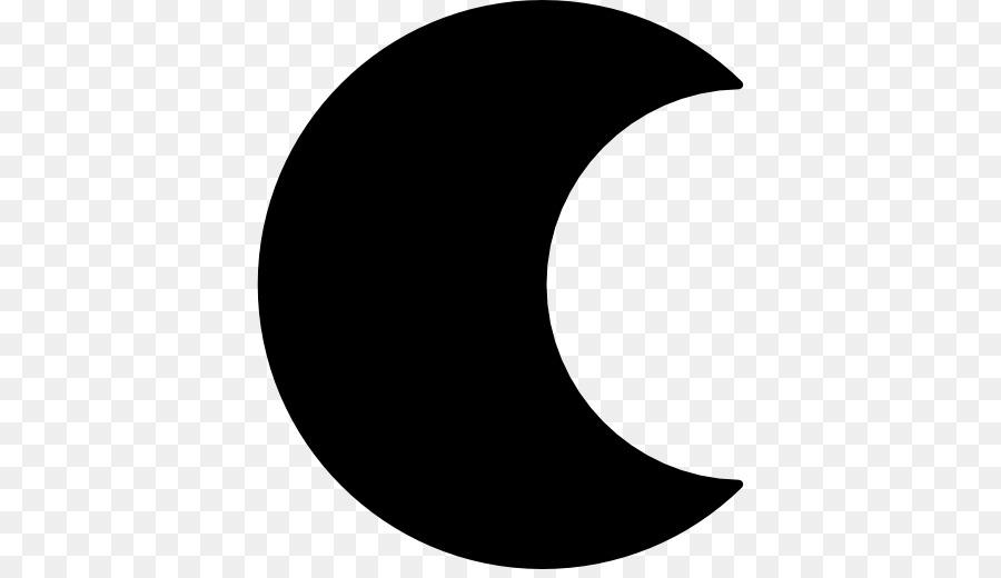 Mond phase Rechner Symbole Mond clipart.