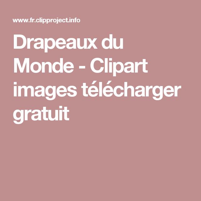 Drapeaux du Monde.
