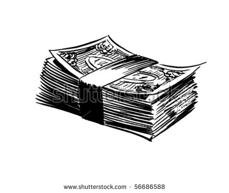Money Clip Stock Images, Royalty.