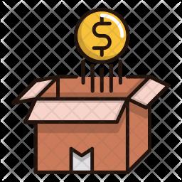 Money box Icon.