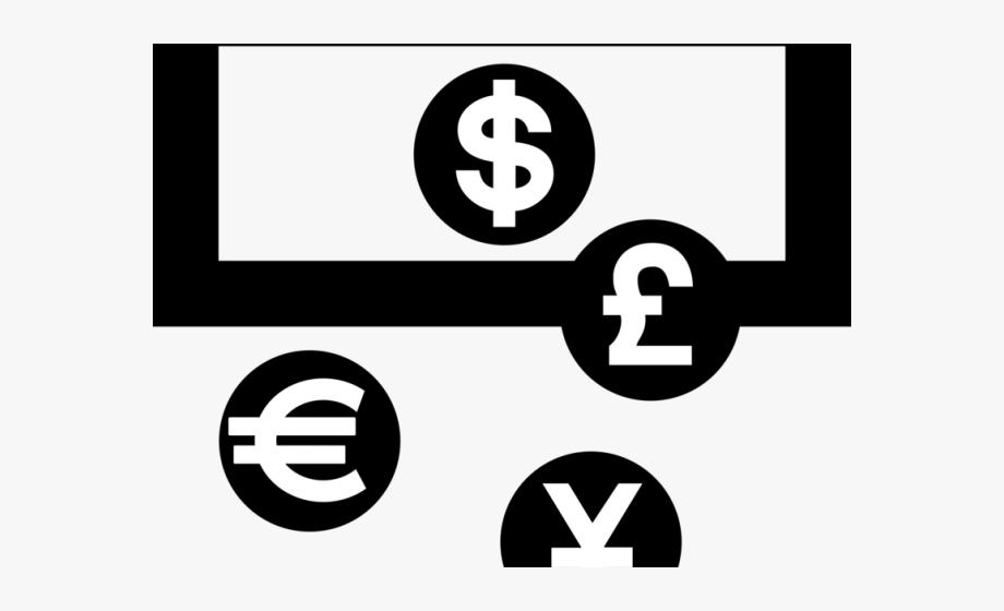 Rate Clipart Money Exchange.