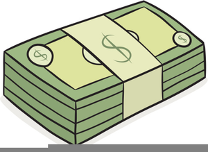 Stack Of Money Clipart Free.