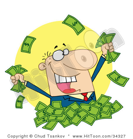 Pile Of Money Clipart.