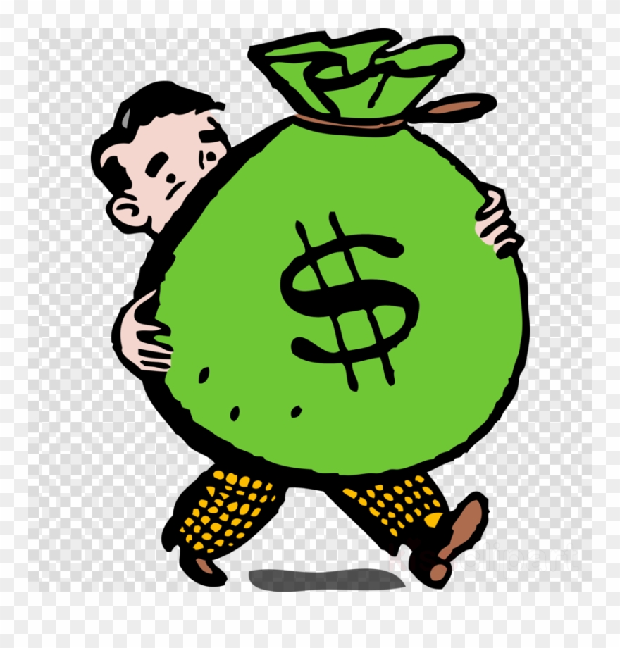 Money Bag Clipart Money Bag.