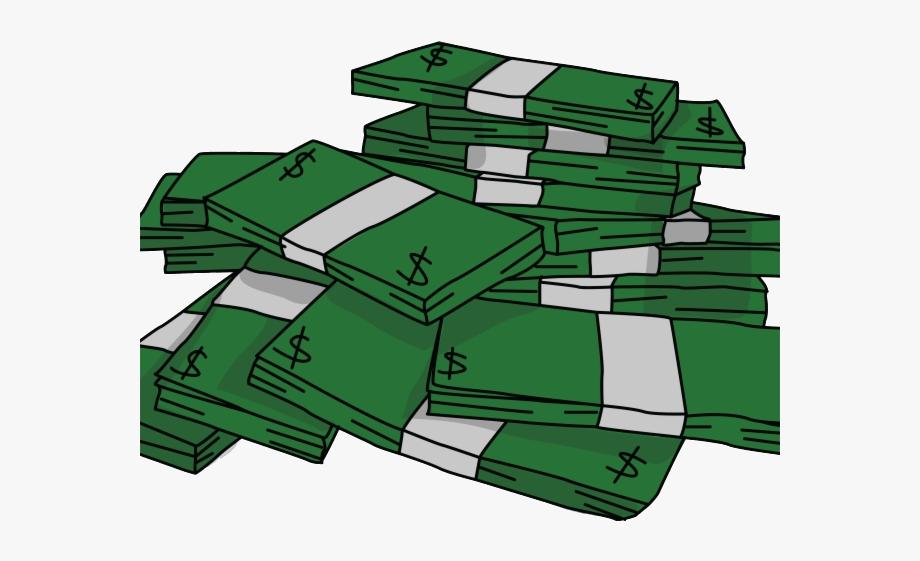 Cash Clipart Cash Stack.