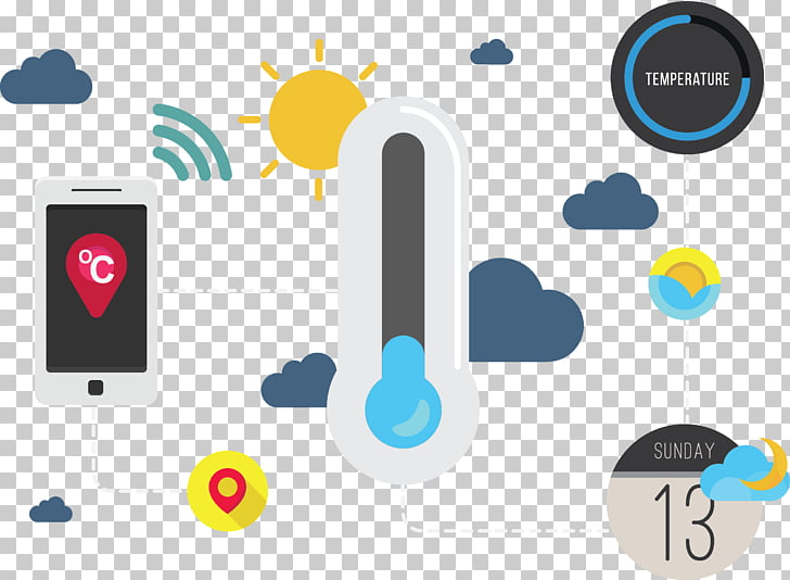 Euclidean Weather forecasting, weather monitoring PNG.
