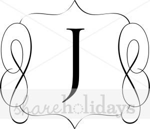 Monogram Clipart.
