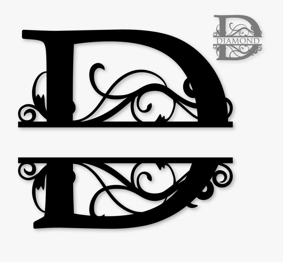 Letters Clipart Monogram.