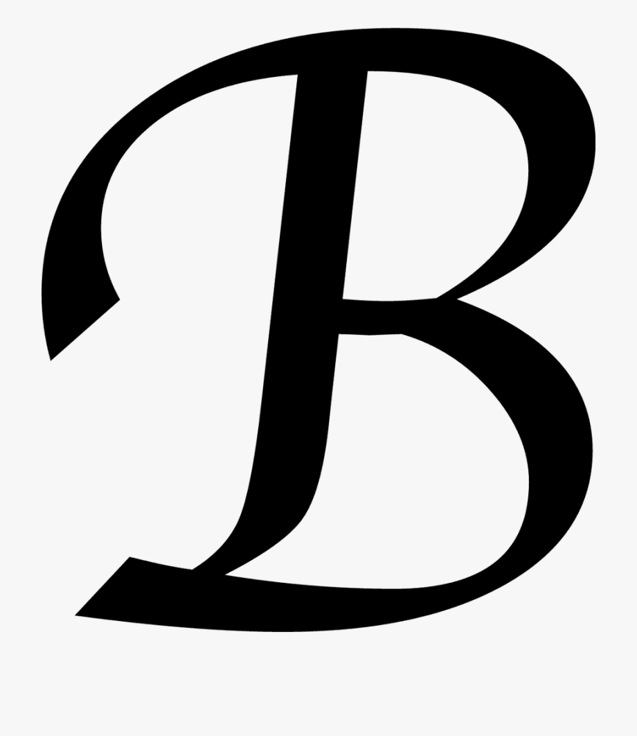 Letter Monogram Initials Clipart Clipart Kid.