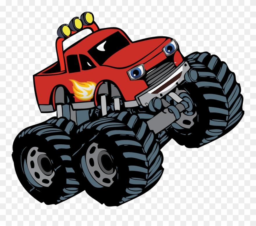 Blaze Monster Truck Adventure For Android.