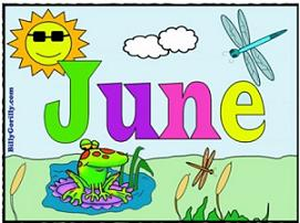 Month of june clip art rr collections jpg.