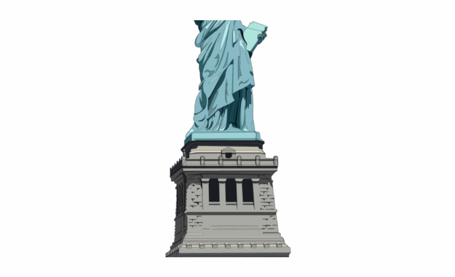 Statue Of Liberty Clipart Monument Statue Of Liberty.