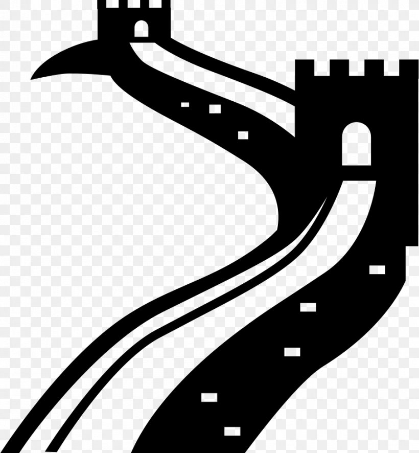 Great Wall Of China Monument Clip Art, PNG, 906x980px, Great.