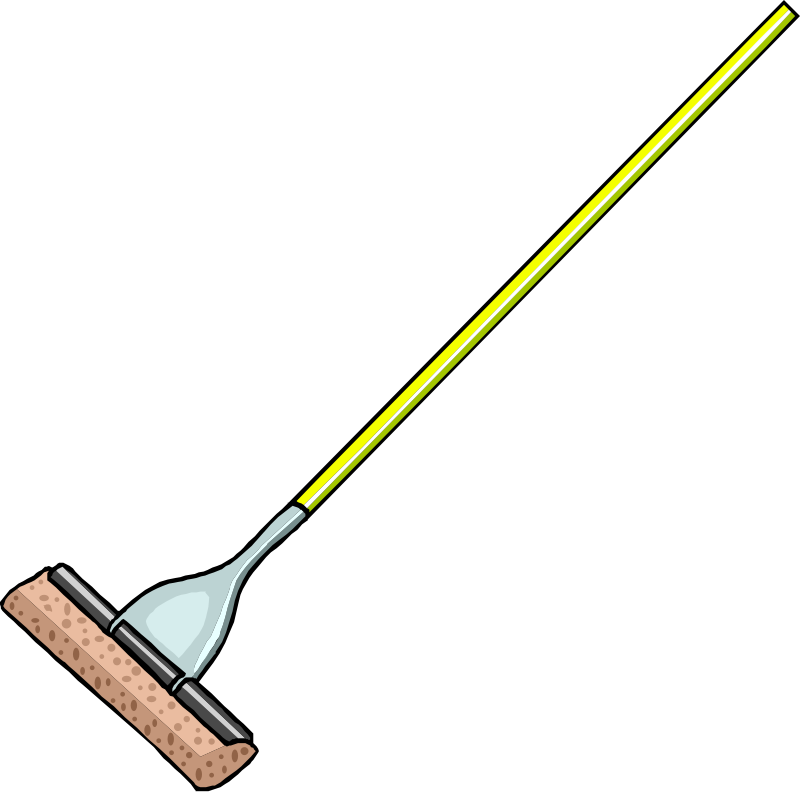 Free Clipart: Mop.