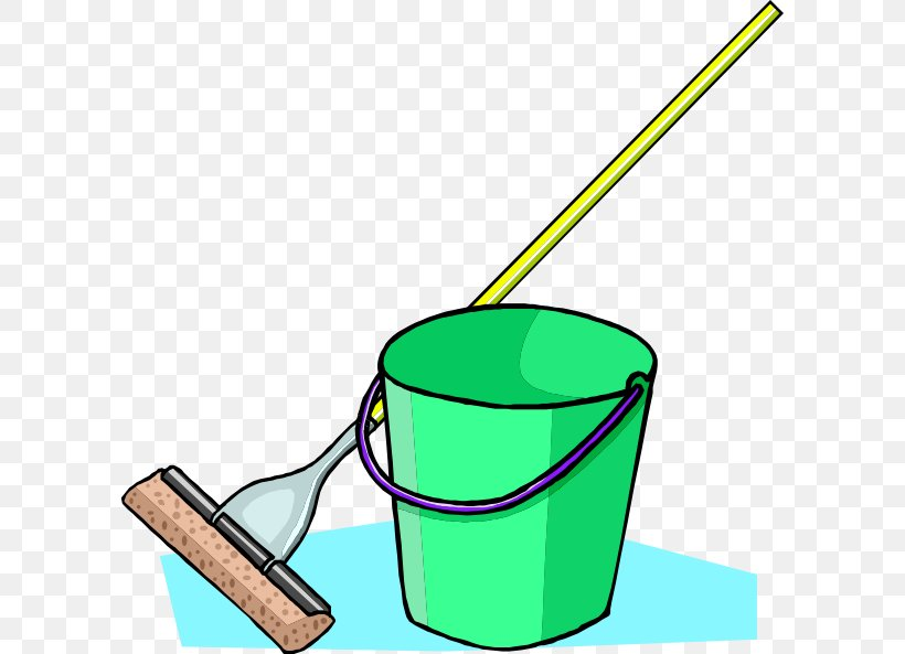 Mop Bucket Broom Cleaning Clip Art, PNG, 600x593px, Mop.