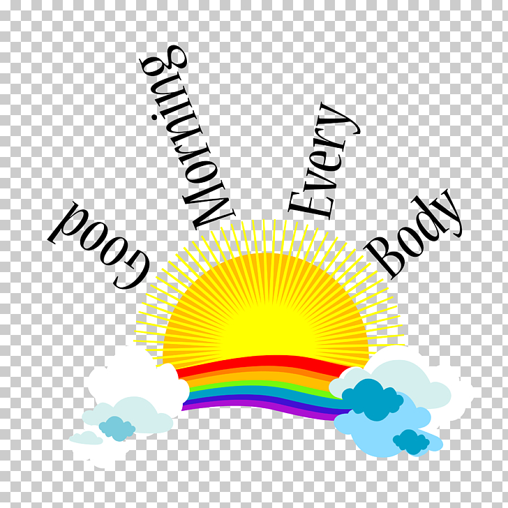 Morning Day , Good Morning PNG clipart.