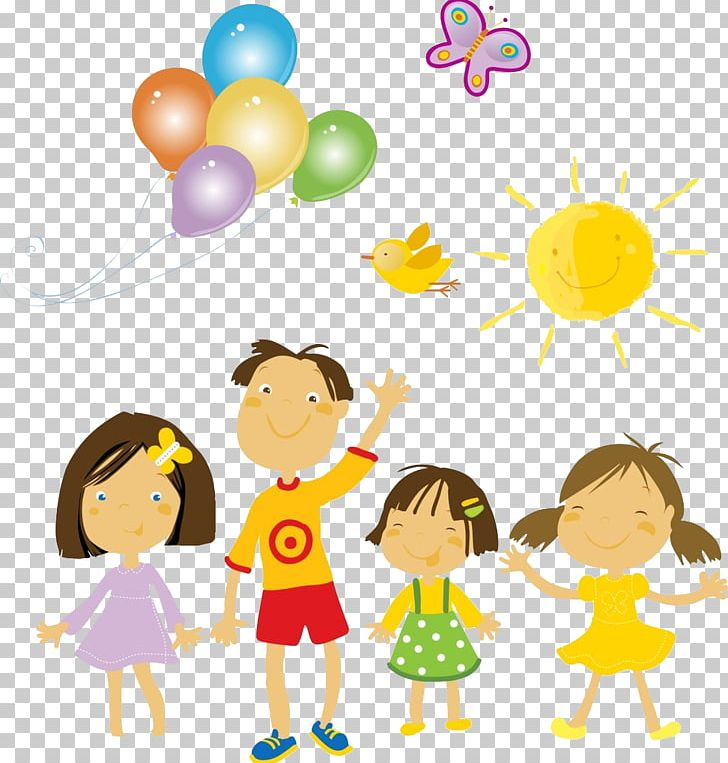 Morning Sun PNG, Clipart, Area, Boy, Cartoon, Child.