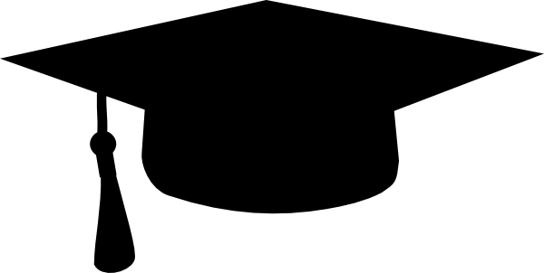 Mortar Board Clipart.