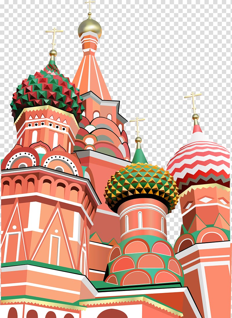 Saint Basil\'s Cathedral, Moscow Russia , Saint Basils.