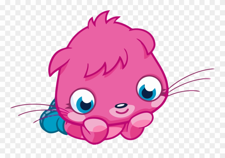 Poppet Moshi Rest Clipart Png.