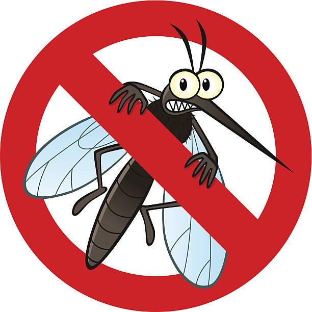 Malaria Mosquito Clipart.