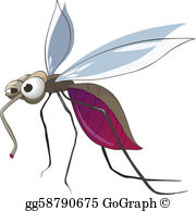 Mosquito Clip Art.