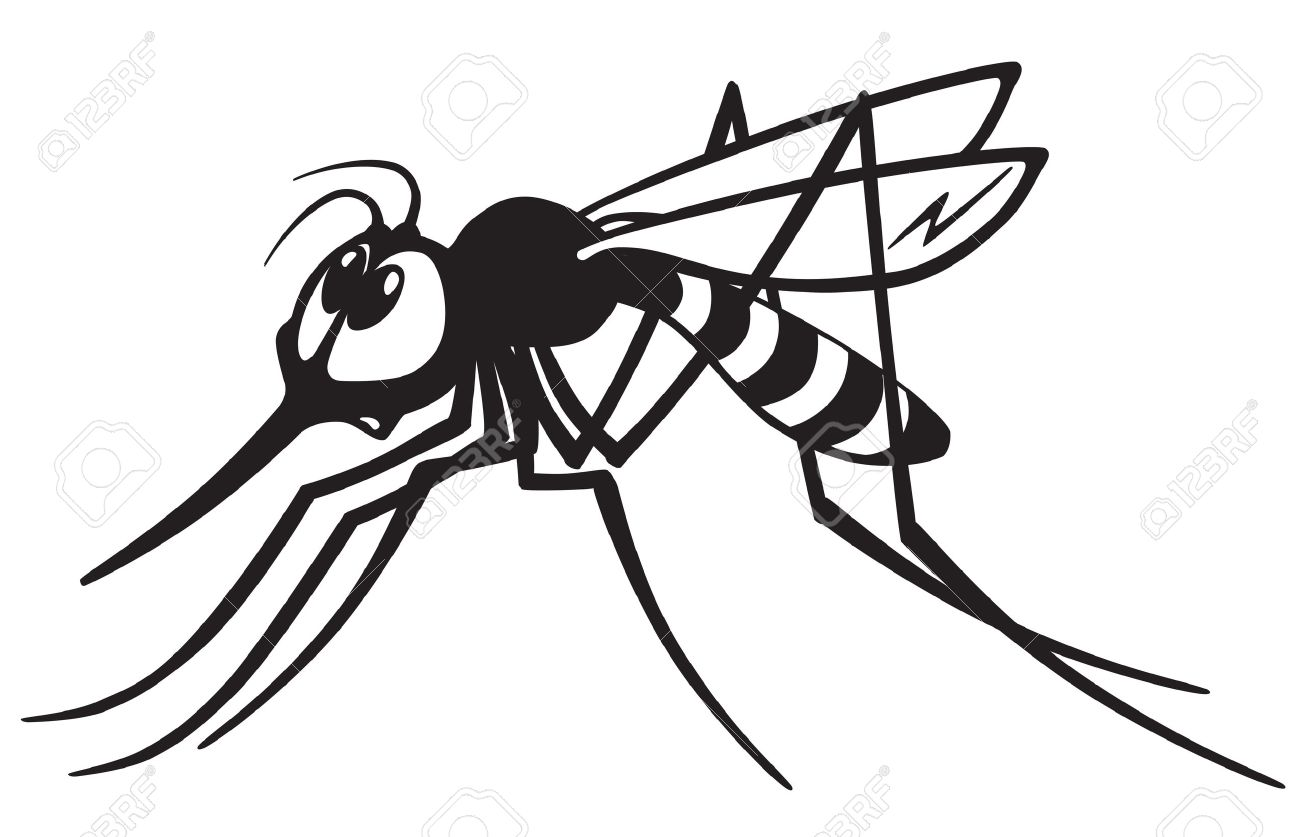 926 Mosquito free clipart.