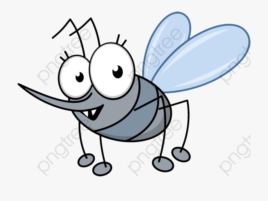 Cartoon Mosquito, Cartoon Clipart, Mosquito Clipart.