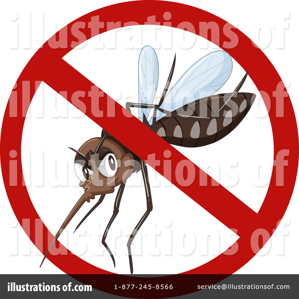 Mosquito Clipart #1445847.