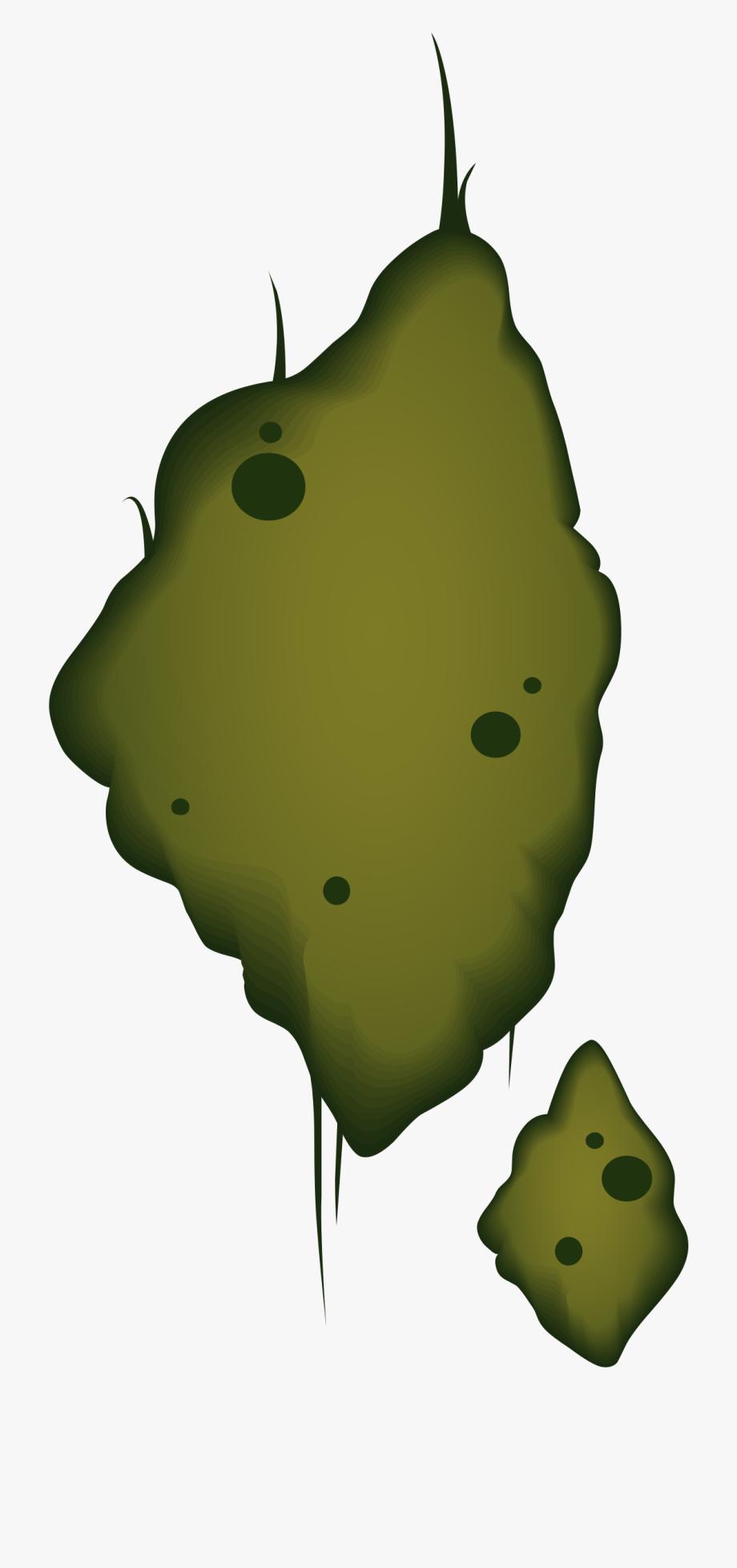 Moss Clipart Transparent.
