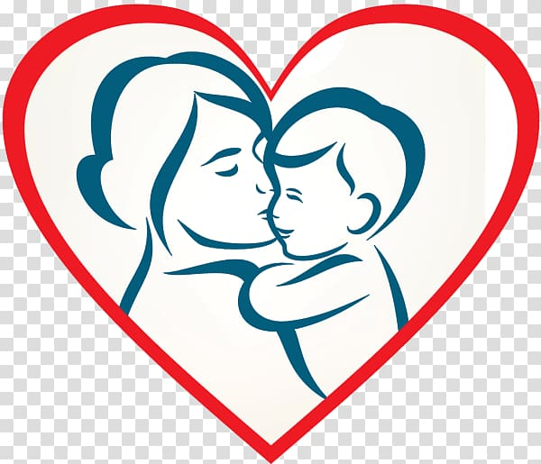 Mother Child Son Drawing, child transparent background PNG.