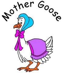 Mother Goose Clip Art.
