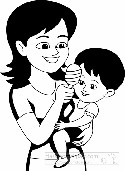 clipart mother outline 20 free Cliparts | Download images ...