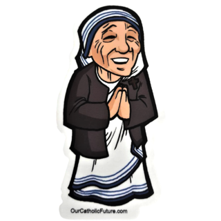 Mother teresa clipart » Clipart Station.