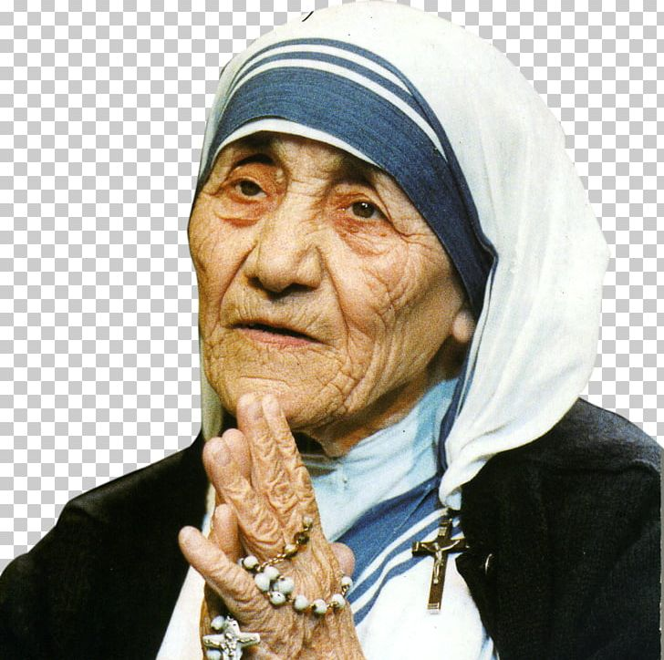 Blessed Mother Teresa Canonization Saint Nun PNG, Clipart.